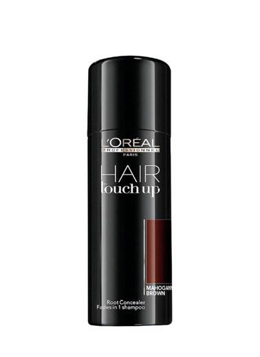 L'Oréal Paris Loreal Hair Touch Up Mahagoni Brown Sicak Kahve 75 ml Renksiz